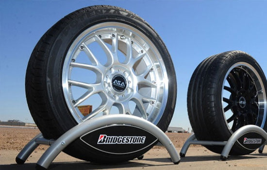 Шины от Bridgestone Corporation