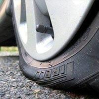 Давление в шинах автомобиля зимой