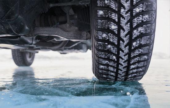 Лучшие бюджетные зимние шипованные шины