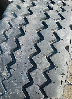 Нарезка протектора грузовых шин