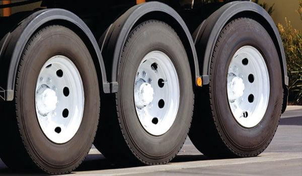 Норма давления воздуха в шинах грузового автомобиля с максимальной нагрузкой