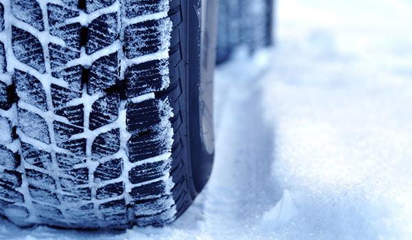 Остаточная глубина протектора зимних шин