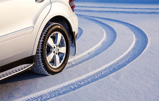 Причины снижения давления в шинах