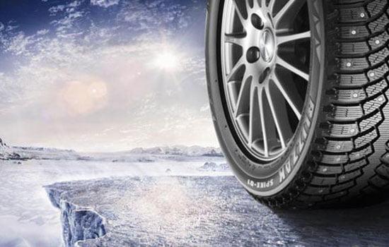 Особенности автомобильных шин Bridgestone Blizzak Spike 01