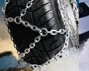 Колесные цепи на летних шинах