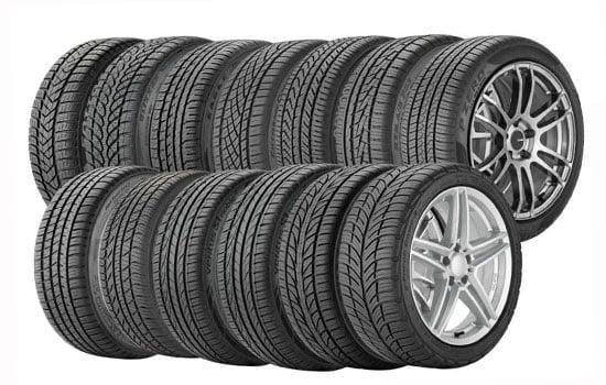 Как визуально оценивать шины ?