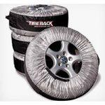 Правильное хранение шин в гараже