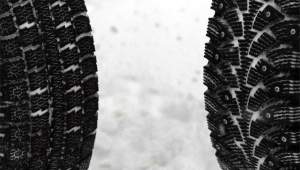 Как выбрать зимнюю шипованную резину ?