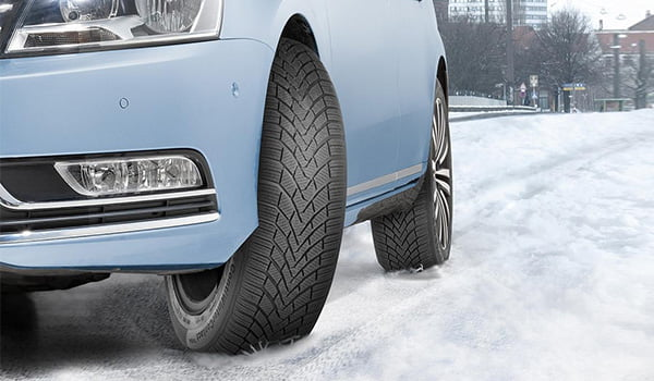 Зимние шины для внедорожника