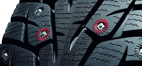 Шипованные шины Йокогама