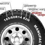 Что значит индекс скорости Т на шинах