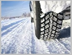 Какие шины лучше зимой: шире или уже?